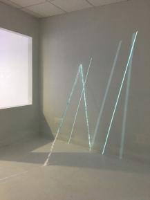 Bojana Ginn, Lumens 2, Video Sculpture