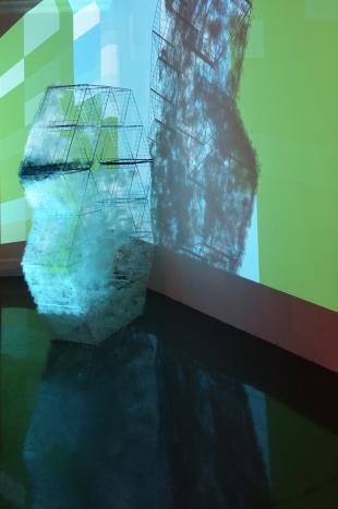 Bojana Ginn, Video Sculpture 2