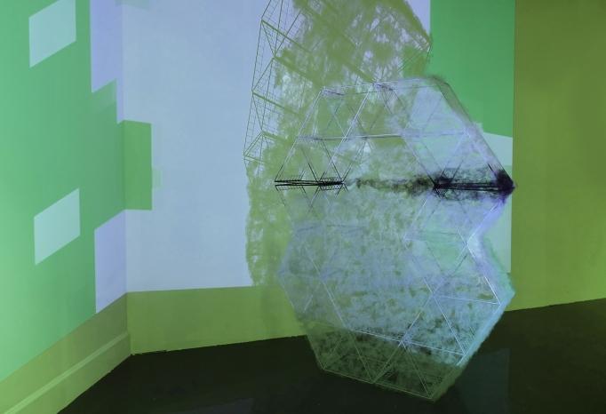 Bojana Ginn, Video Sculpture 1