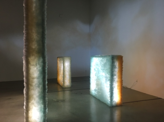 Bojana Ginn Installation at MOCA GA 6