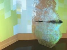 Bojana Ginn, Video Sculpture 3