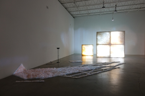 Bojana Ginn Installation at MOCA GA 3