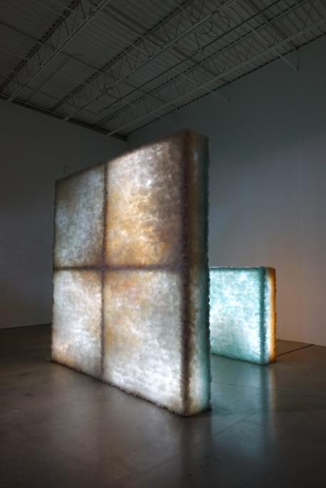 Bojana Ginn Installation at MOCA GA 5