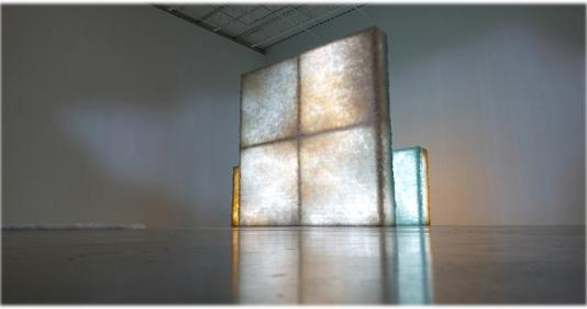 Bojana Ginn Installation at MOCA GA 1