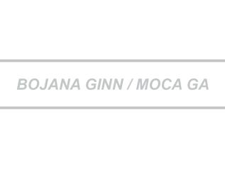 BOJANA GINN at MOCAGA