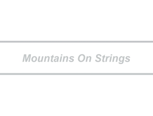 Mountains On Strings