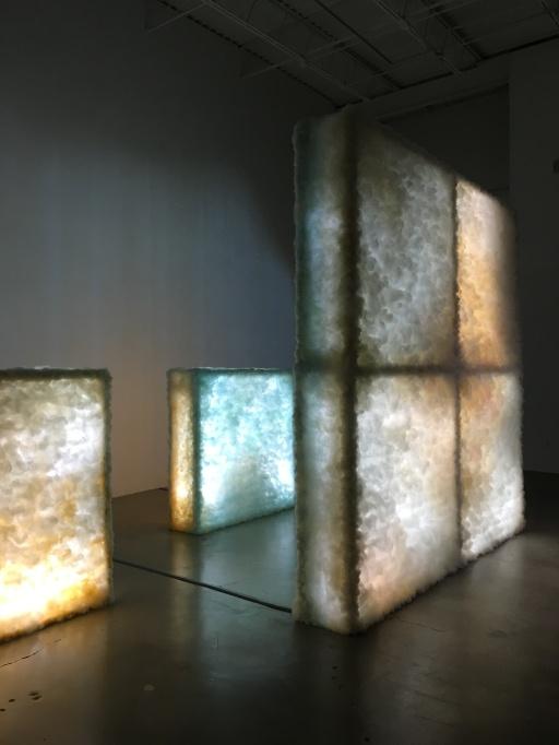 Bojana Ginn Installation at MOCA GA 4