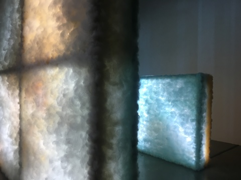 Bojana Ginn Installation at MOCA GA 2